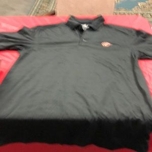 Men's XL Virginia Tech golf shirt